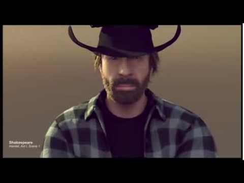 Chuck Norris Weihnachten.Greetings From Chuck The Epic Christmas Split