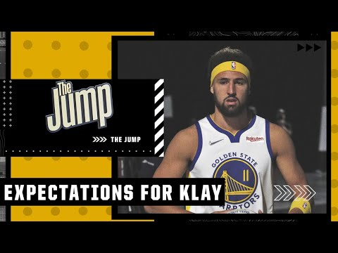 Perk expects Klay Thompson to be back to normal in return from injury   The Jump