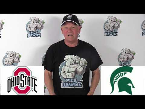 Michigan State vs Ohio State 3/8/20 Free College Basketball Pick and Prediction CBB Betting Tips