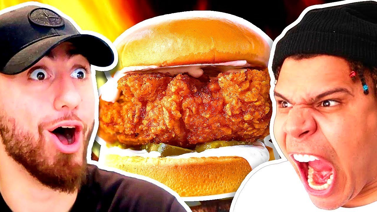 Who Can Cook The Best CHICKEN SANDWICH?! *TEAM ALBOE FOOD COOK OFF CHALLENGE*