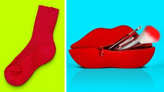 40 GENIUS USES FOR OLD SOCKS