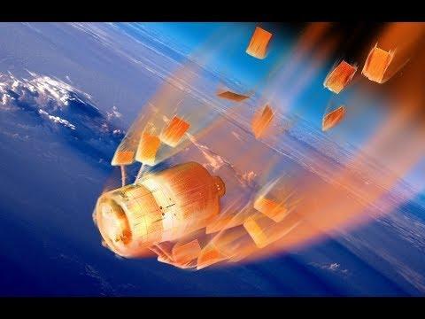 La Estación Espacial China Tiangong-1 Cae Sin Control a la Tierra