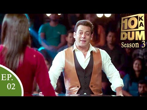 Dus Ka Dum Season 3 - Salman Khan Episode 2 June 2018
