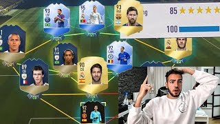 FIFA 18: Krasses ICON vs TOTGS FUT DRAFT BATTLE SPECIAL😱🔥 Ultimate Team Wakez