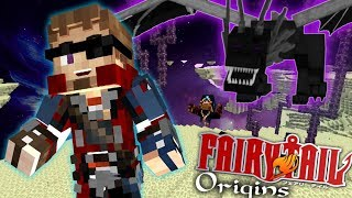TO THE VOID! - Minecraft FAIRY TAIL ORIGINS #18 (Modded Minecraft Roleplay)