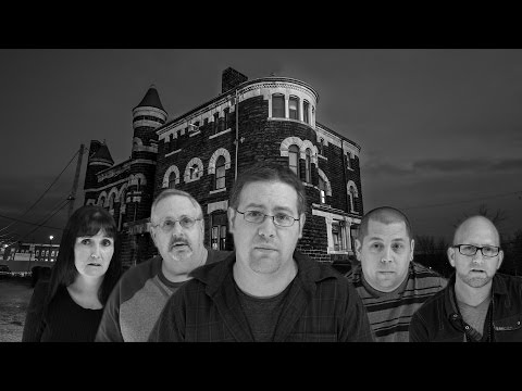 Paranormal Investigation of The Licking County Jail