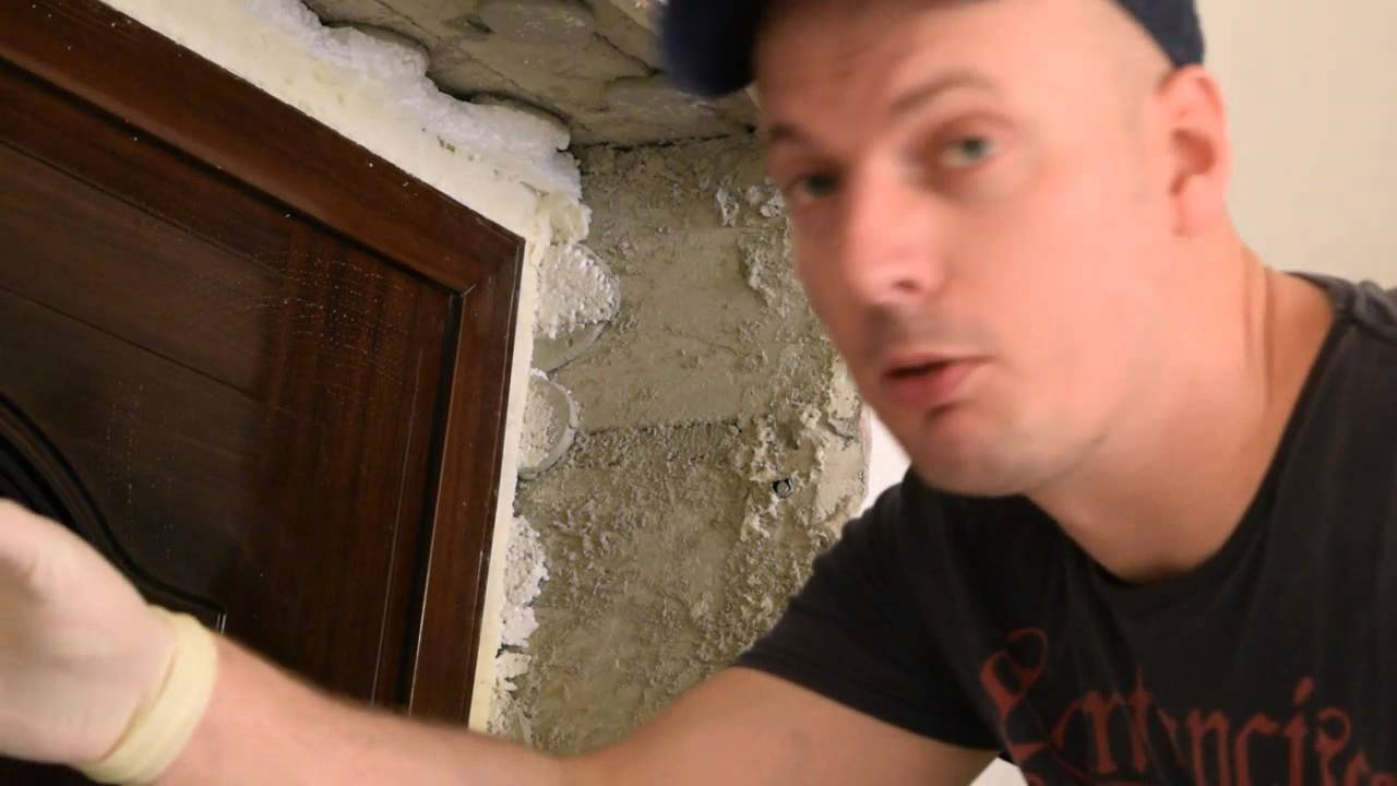 Как сделать откос из гипсокартона- своими руками! Видеоинструкция!!!