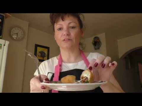 Weekendowe maglowanie- Upside Down Apple Cake oraz Brazilian Chicken Croquetes