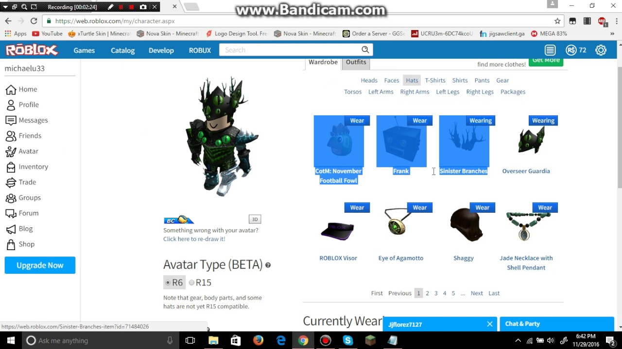 (OUTDATED) How To Look Cool In Roblox [ROBUX INCLUDED] by MikeyPlayz