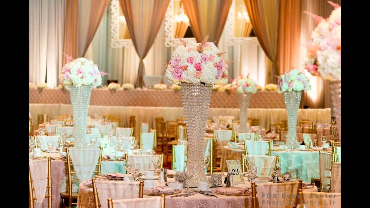 Stunning Creative Wedding Themes Youtube