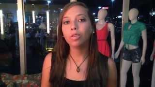 #PoderosasDoBrasil - Danielle, 19, Maceió Thumbnail