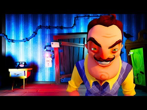 Download Youtube: NEW HOUSE + NIGHTMARES!?!? | Hello Neighbor [Full Release]