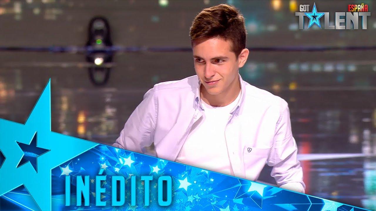 El TRUCO DE MAGIA de Pablo que ha hecho disfrutar a RISTO | Inéditos | Got Talent España 2021