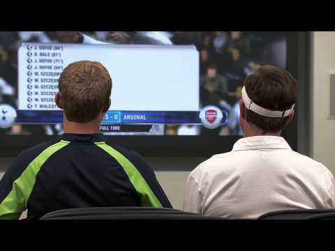 An American Coach in London  NBC Sports Premier League Film featuring Jason Sudeikis