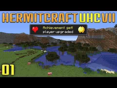 Hermitcraft UHC VII 01 When Pigs Fly
