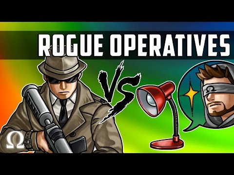 PROP HUNTING IN AN ALL NEW WAY! | Rogue Operatives #1 Ft. Delirious, Cartoonz, Bryce