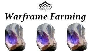 Warframe Farming - Argon Crystals (Pre-Specters Of The Rail) thumbnail