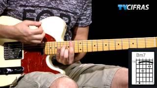 Maroon 5 - Moves Like Jagger - Aula de guitarra - TV Cifras