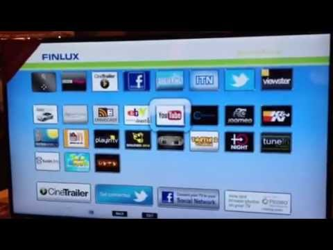 gadget show live 2013 finlux 47inch led smart tv with 3d. Black Bedroom Furniture Sets. Home Design Ideas