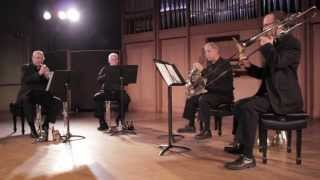 Suite from the Fairy Queen - Henry Purcell - performed by the New York Chamber Brass