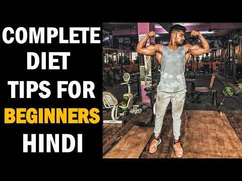 TOP Gym Diet Tips for Beginners in Hindi