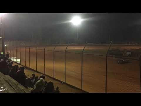 Crate Sportsman/Stock 8 Main Harris Speedway 10/21/17