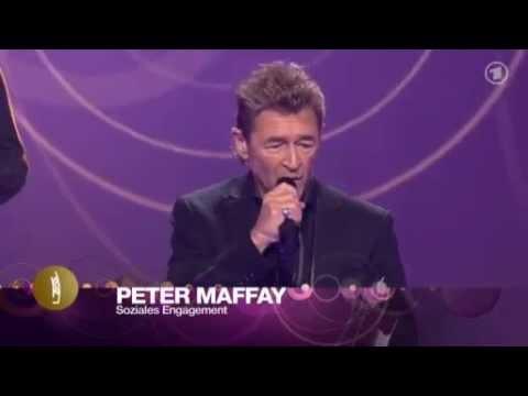 Peter Maffay Stiftung: Echo 2014 für soziales Engagement