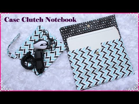 Case Clutch  Notbook ou capa para notebook