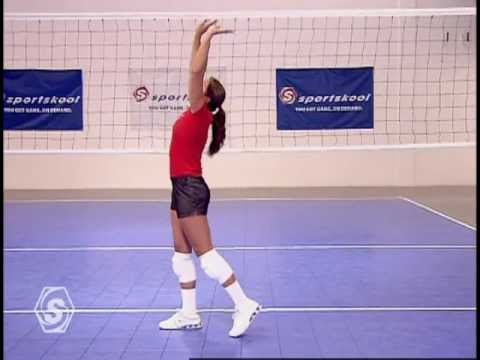 Volleyball: Setting with Misty May - YouTube