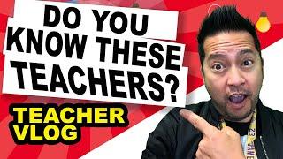 DO YOU KNOW THESE TEACHERS? TeacherTuber Channel Reviews