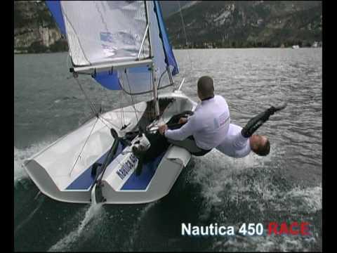 N450 RACE 3 Lago di Garda.avi