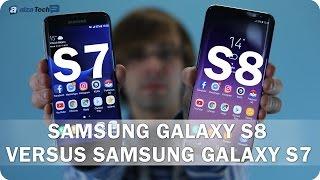 Samsung Galaxy S8 versus Samsung Galaxy S7! - AlzaTech #544