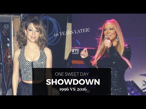 One Sweet Day [20 Years Later | 1996 vs 2016 SHOWDOWN] | Mariah Carey & Boyz II Men