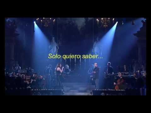 Sarah Brightman - Subtitulado - HQ - I´ll Be With You Ft. Chris Thompson