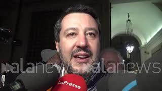 Protesta latte, Salvini: