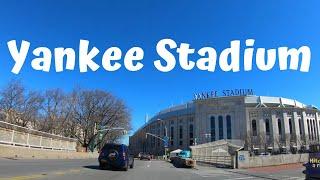 Yankee Stadium New York ( Yankee Stadium The Bronx) 4K Travel Video