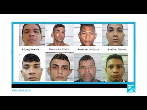 ★ MANAUS : DANS L ARTERE DU TRAFIC ★ Exclusif au coeur des gangs ★ AGENCE DE PRESSE AMAZONPRESS