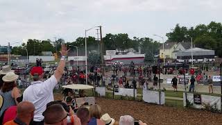 NHRA Top Fuel Dragster on Woodward Ave with Dodge Brothers thumbnail