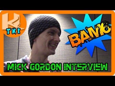 TotalKI - Mick Gordon Interview - BAM6 2014!