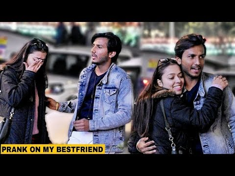 Prank On My Bestfriend    Prank Gone Emotional    TTP