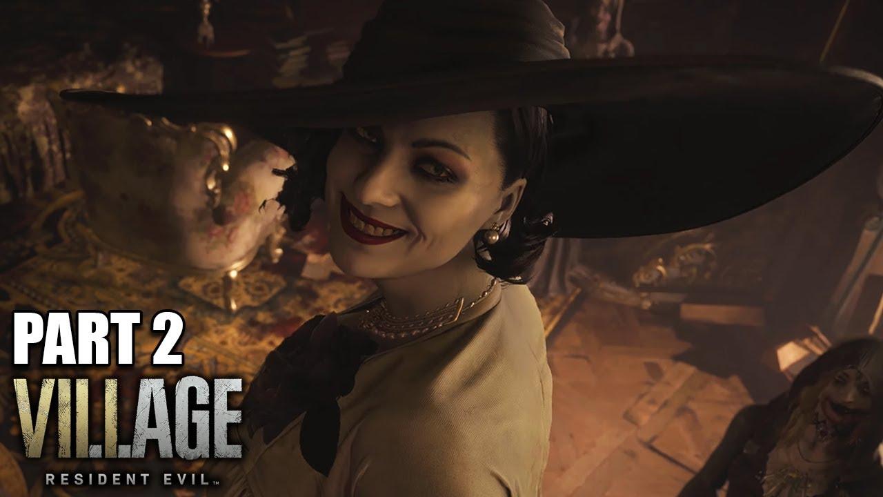 Let's Play! Resident Evil Village Walkthrough Part 2