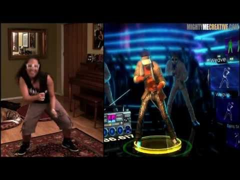 """GET IT SHAWTY"" Dance Central (DLC) Hard Gameplay - MightyMeCreative"