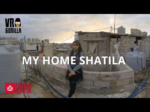 My Home, Shatila – VR Short Documentary (6K 360 Video)