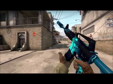 M4A1-S | Icarus Fell - Skin Showcase