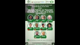 La 2-a Universitata Retinario por prezentado de Esperanto al la Ekstera Publiko (2-a tago)