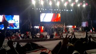 L-innu Malti (malta's National Anthem) - Labour Meeting At Fosos 16/03/2013
