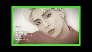 鐘鉉離世一年 SHINee凌晨47秒影片「永遠愛你」