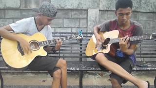 Huling sayaw by Kamikazee (Acoustic cover)