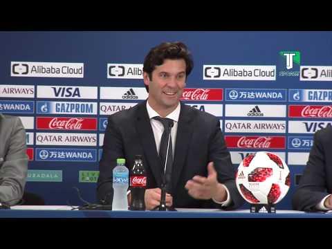 """""""Bale se lo ha comido todo"""": Santiago Solari"""