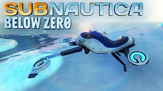 Subnautica Below Zero #10 | Snowfox & Seatruck Console Cheats | Gameplay German Deutsch thumbnail